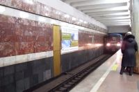Станция «Красный проспект».