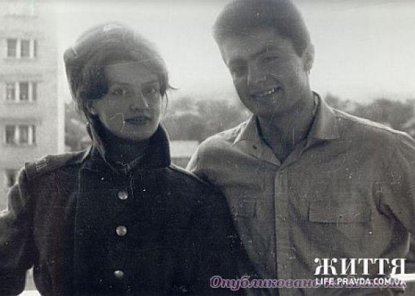 Петр и Марина Порошенко