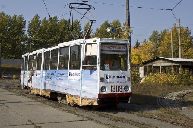 В Челябинске выбрали лучшего водителя трамвая Южного Урала