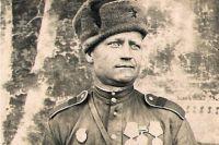 Гвардии старший сержант Николай Богдашко.