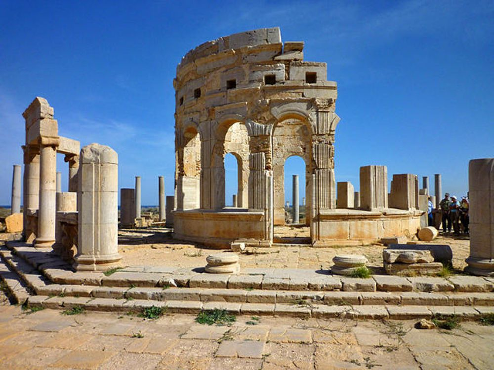 Лептис-Магна, Триполи, Ливия