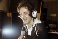 Яак Йоала в студии звукозаписи. 1980 год