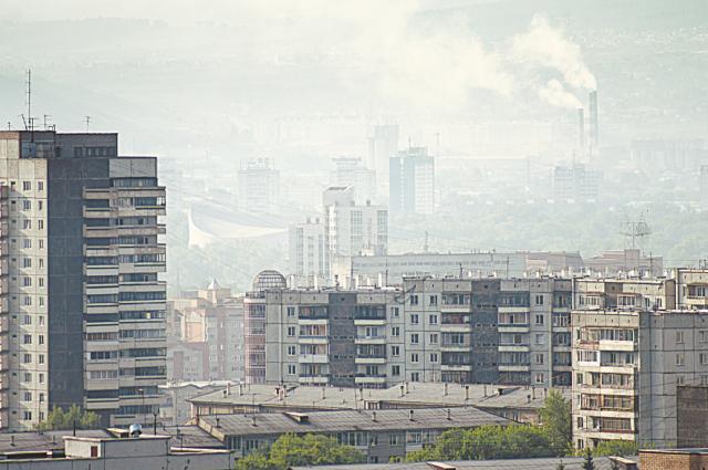 Внимание, смог: территорию Среднего Урала заполнят вредные вещества