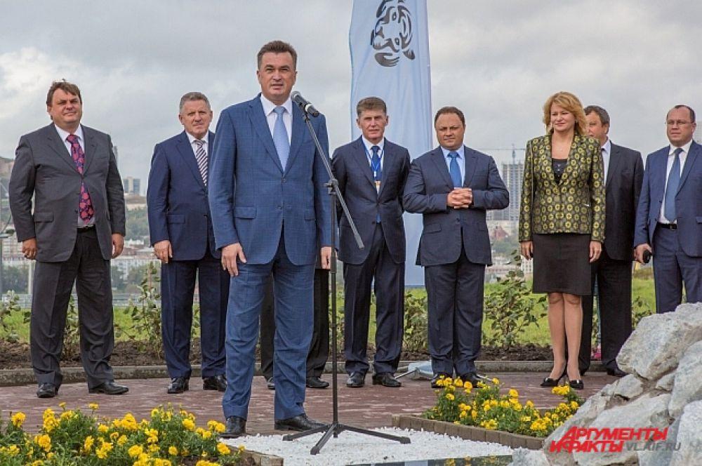 Владимир Миклушевский отметил, что улучшения в крае проходят благодаря заботе правительства.