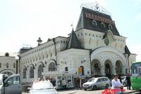 Сейчас вокзал Владивостока выглядит так. Подождем пять лет?