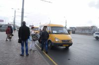 Стоимость проезда в маршрутках составит 20 рублей.