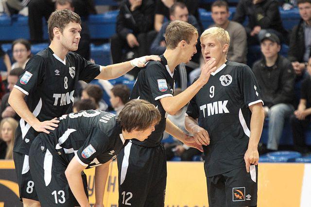 Мини-футболисты «Синары» закрепились в тройке лидеров