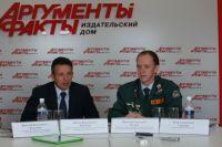 Павел Никитин и Николай Петров