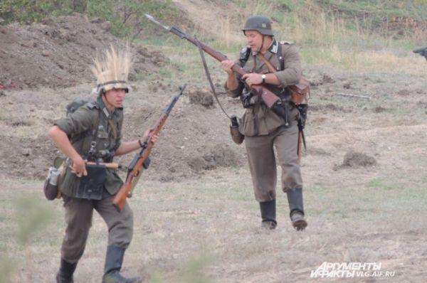 Решение об атаке немецкими подразделениями принято.