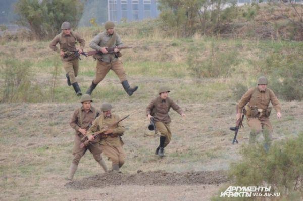 Наконец советскими войсками принято решение о контрнаступлении.