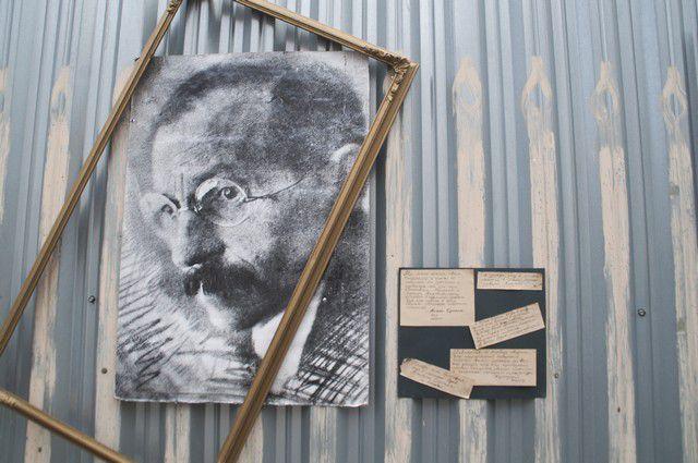 Выставка, посвященная писателю Антону Сорокину, открылась в музее им. Достоевского.