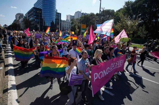 Сербия и гомосексуализм