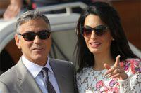 Свадьба Джорджа Клуни и Амаль Аламуддин.