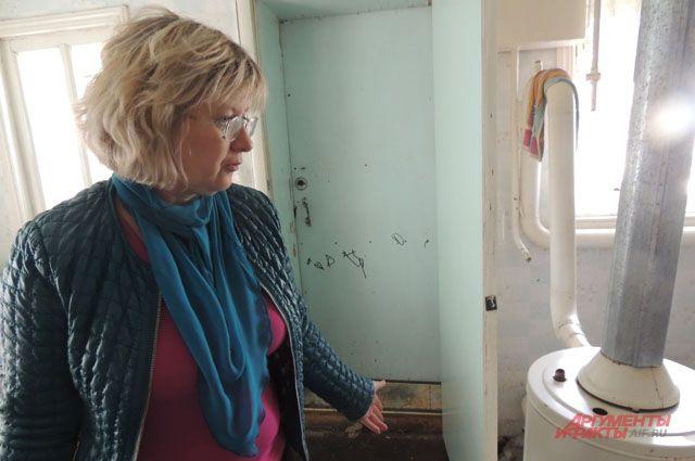 Жители 250 домов остались без газа.