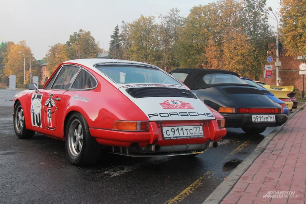 Легендарный гоночный автомобиль