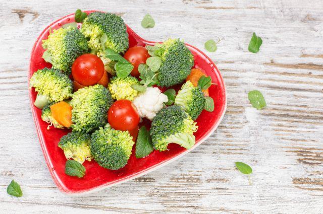 Какая еда полезна при инфаркте
