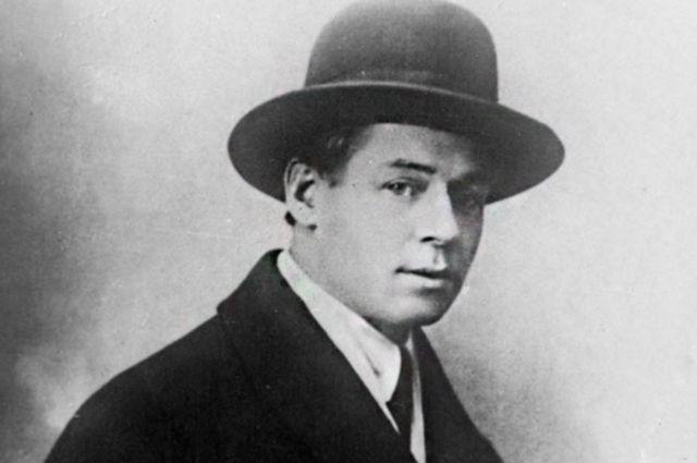 Сергей Есенин. Не позднее 1925 года.