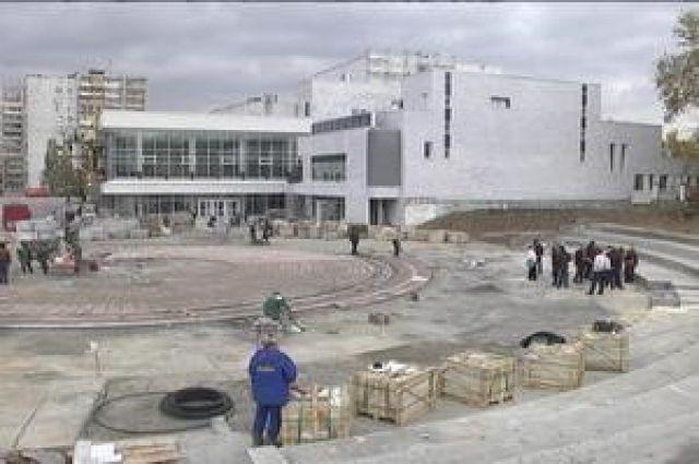 Ремонтные работы в екатеринбургском ТЮЗе близятся к финалу