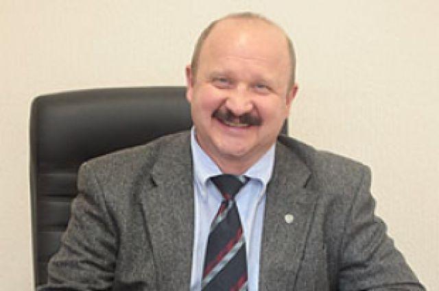 Пётр Прокудин, новый глава администрации Октябрьского района.