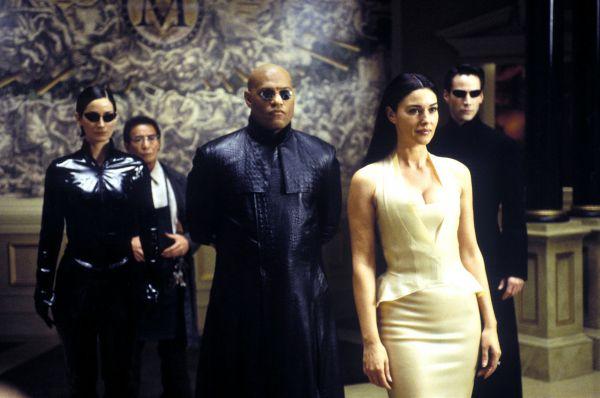 В 2003 году Беллуччи сыграла небольшую роль Персифоны во второй и третьей частях фильма «Матрица». В этом проекте актриса во второй раз поработала с Киану Ривзом, также снимавшимся у Копполы в «Дракуле».