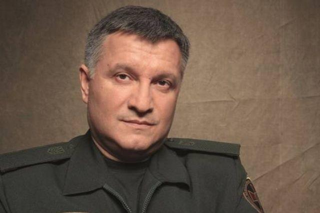 Арсен Аваков, министр внутренних дел Украины