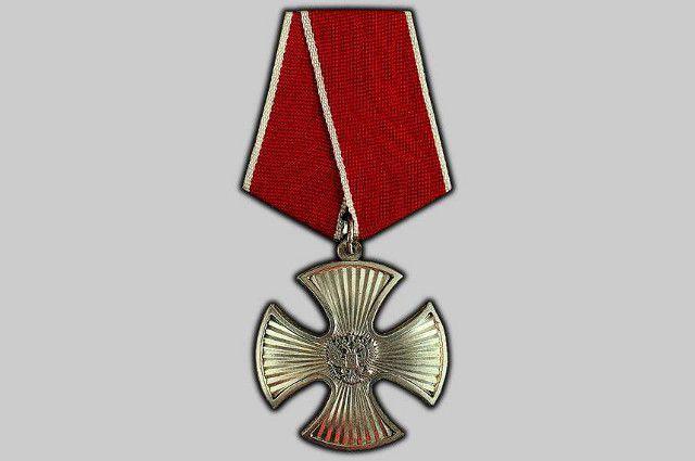 Полковника Султангабиева представили к ордену Мужества