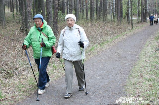 Флешмоб для пенсионеров пройдет в Екатеринбурге