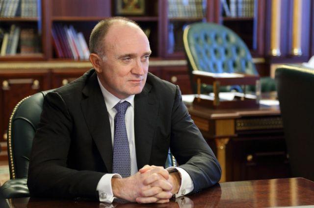 Дубровский вернет одноглавую систему управления областью как при Сумине