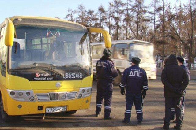 Рейд проводили специалисты администрации, межрегионального управления государственного автодорожного надзора по Бурятии и Прианагрью, а также ГИБДД Иркутска.