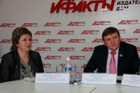 Ирина Савинцева и Тимур Сагдеев