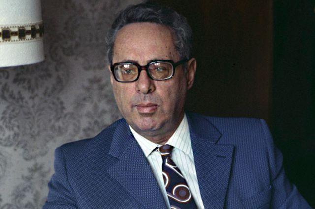 Юрий Борисович Левитан. 1975 год.