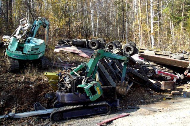 В ДТП погиб водитель из Смоленска.