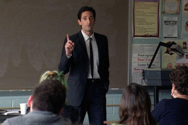 В 2011 году на экраны вышла драма Тони Кэя «Учитель на замену». Фильм рассказывает о работе заменяющего учителя в провинциальной школе, где каждый ребёнок – проблема, но устоявшаяся система не обращает на них внимания и не стремится помочь. Главную роль исполнил Эдриан Броуди.