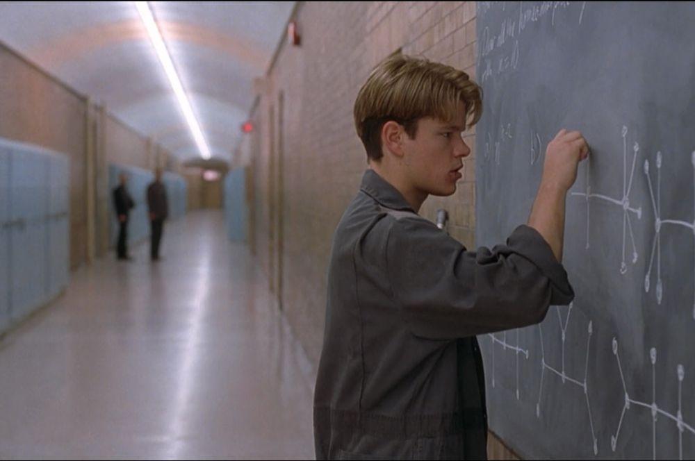 В знаменитом фильме Гаса ван Сента «Умница Уилл Хантинг» у главного героя, фактически, два учителя – преподаватель математики в университете и ментор, помогающий юноше расти духовно.