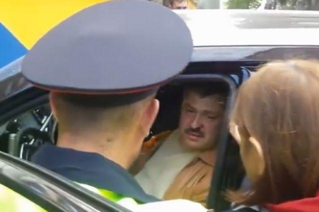 Будаев в момент ДТП находился в пьяном состоянии