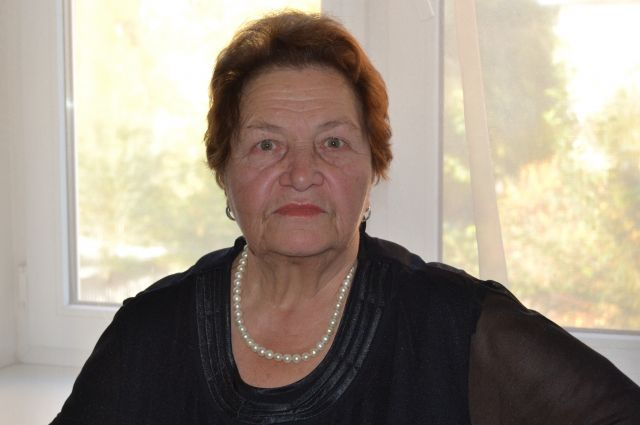 Нина Васильевна.