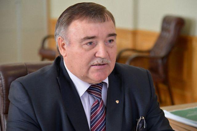 Председатель Счётной палаты Брянской области Владимир Шинкарёв