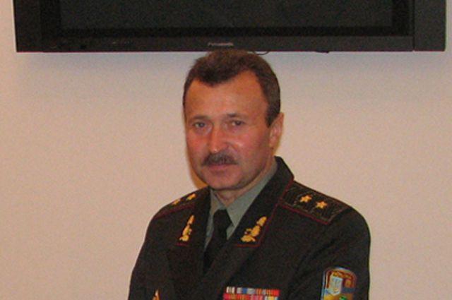 Юрий Думанский, замглавы Генштаба