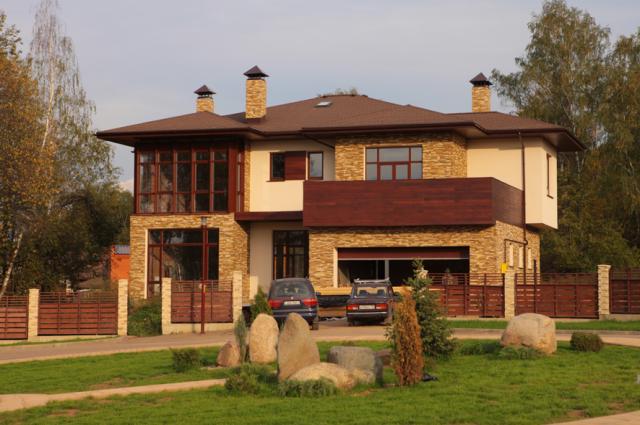 фото частное дом