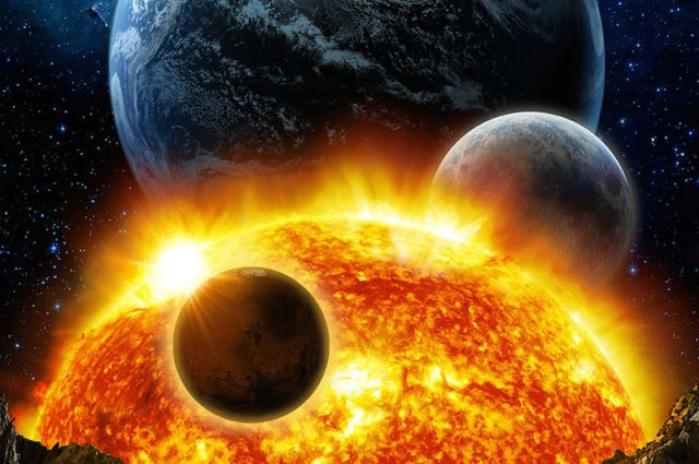 Фрагмент афиши фильма «Удивительное путешествие по Солнечной системе».