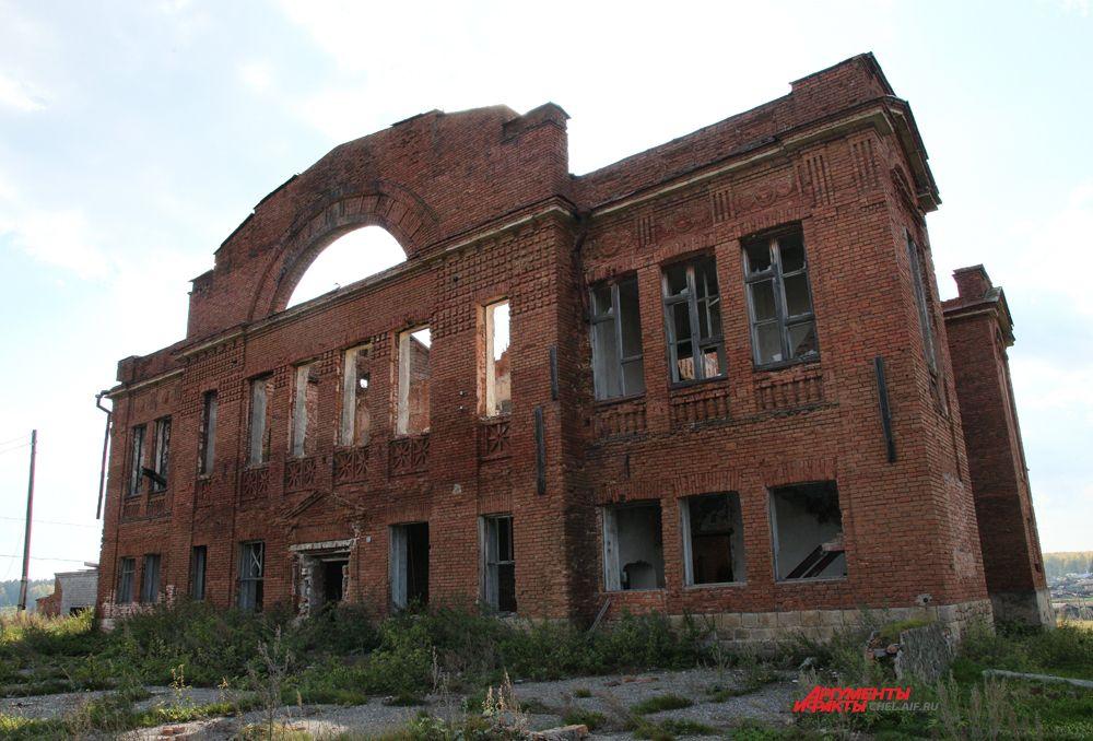 Здание Народного дома строилось с 1906 по 1907 год