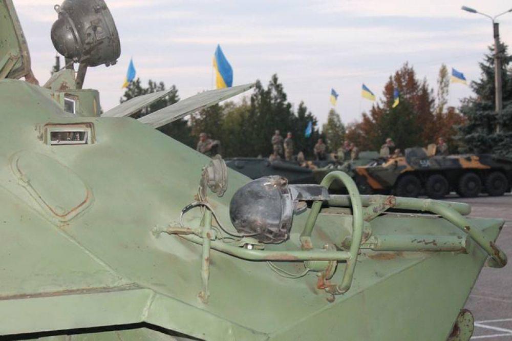 Батальон 79 Николаевской отдельной аэромобильной бригады