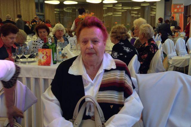 Мария Михайловна проработала 65 лет.