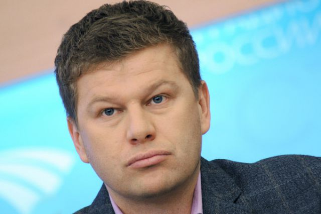 Дмитрий Губерниев. 2011 год.