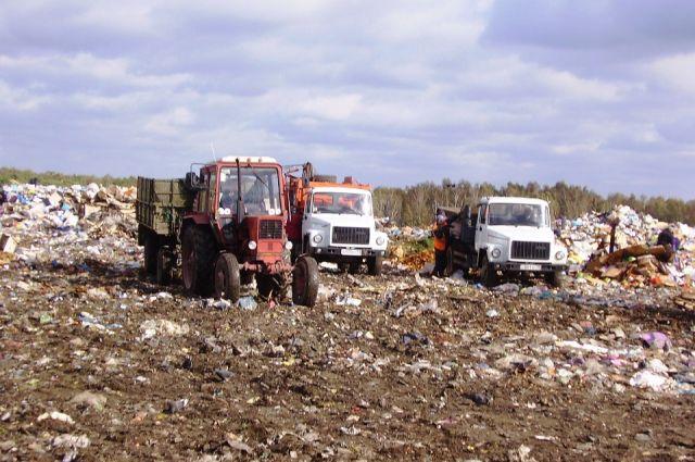Полигон по складированию и захоронению твердых бытовых отходов в пос. им. А. Космодемьянского площадью 13,8 га был организован в 1978 году.