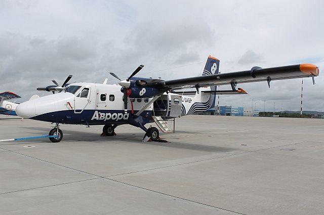 Новые самолёты DHC-6 будут осуществлять внутренние авиарейсы.