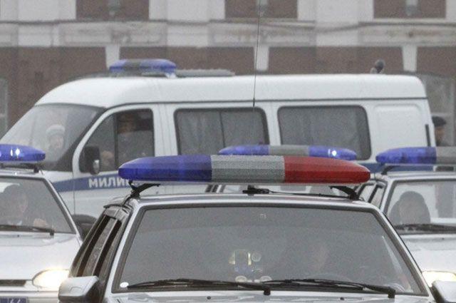 Насмерть сбили пешехода на трассе под Омском.
