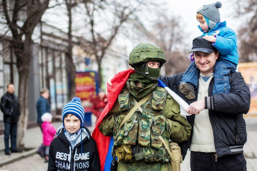 День вежливых людей будет отмечаться 7 октября, в день рождения президента РФ Владимира Путина.