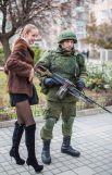Неизвестно как бы прошел референдум в Крыму без «вежливых людей», ведь на полуострове в то время было 20 тысяч украинских военнослужащих с тяжелой техникой. Возможно, что это оружие было бы использовано против местных жителей.
