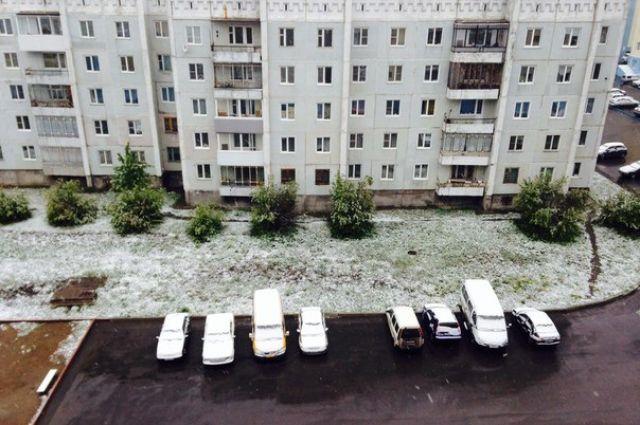 Дождь со снегом и гололедица